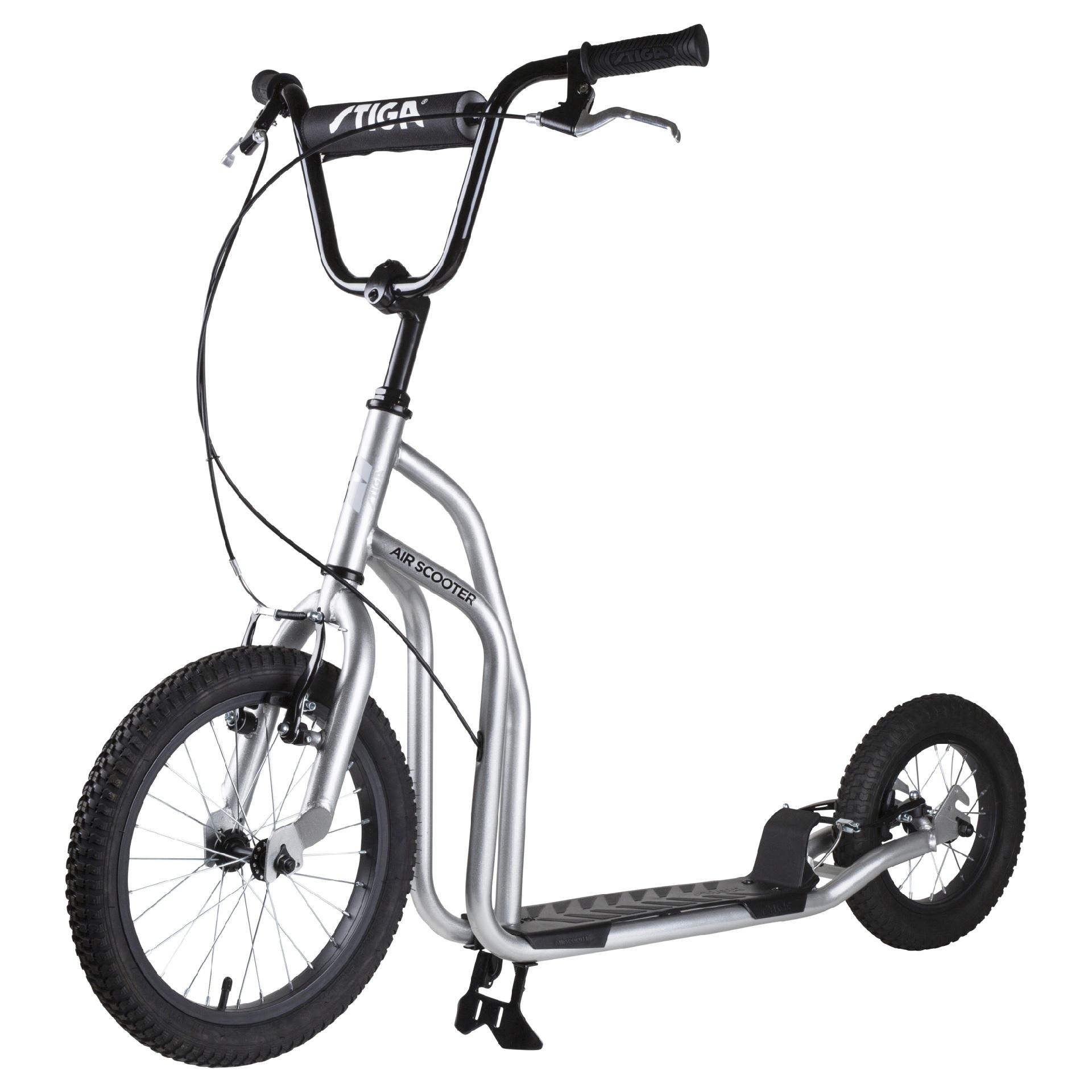 """tõukeratas air scooter 16"""""""