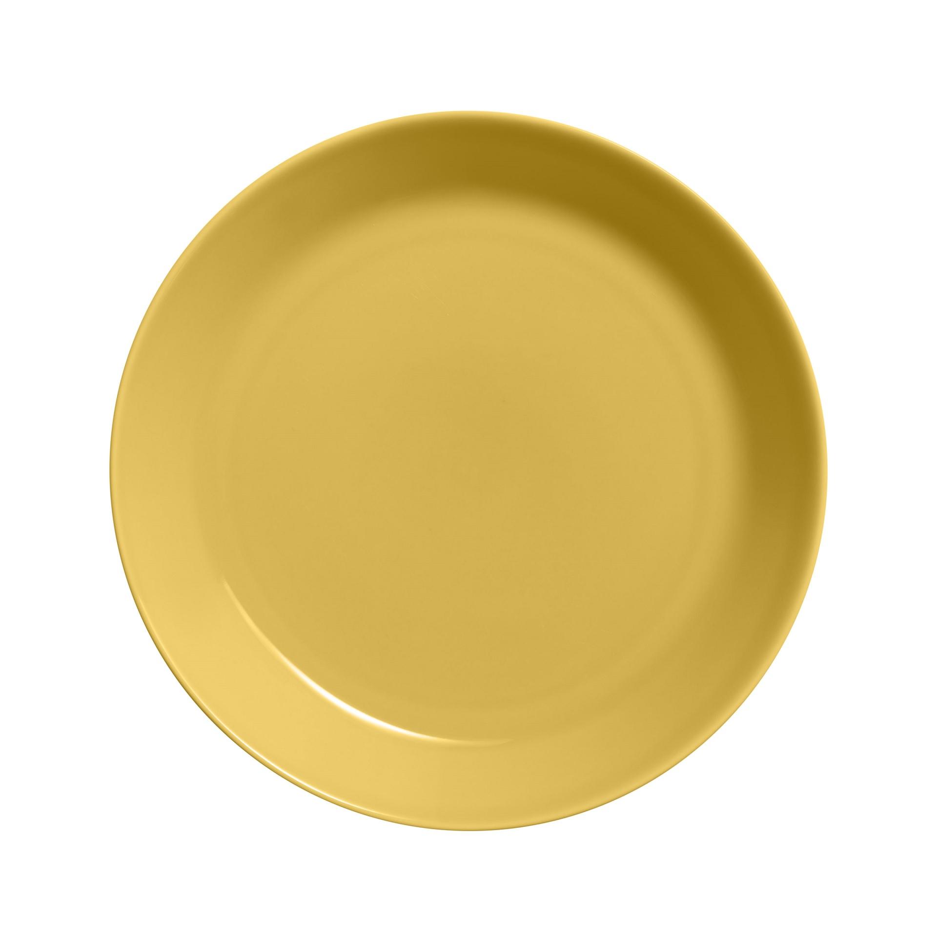iittala Teema taldrik kollane