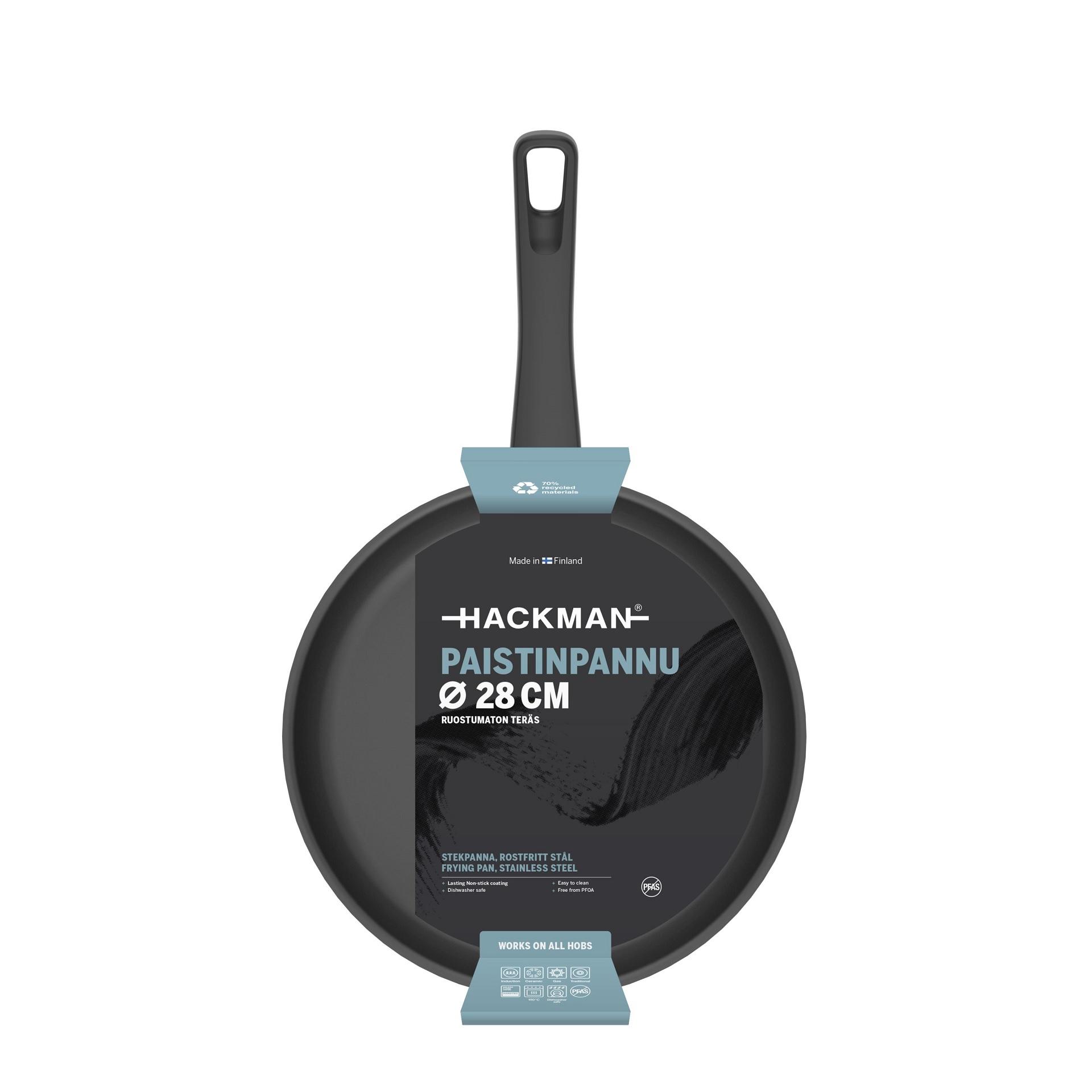Hackman praepann 28cm