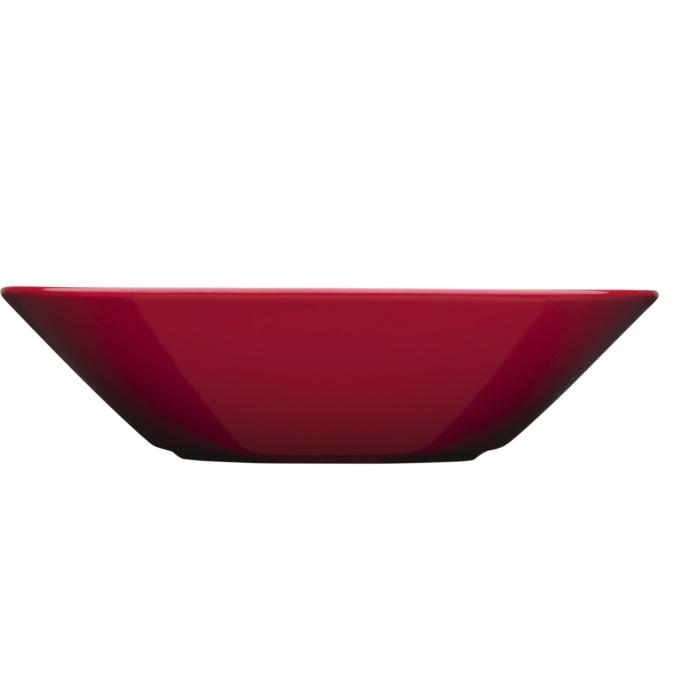 Iittala Teema kauss 21cm punane