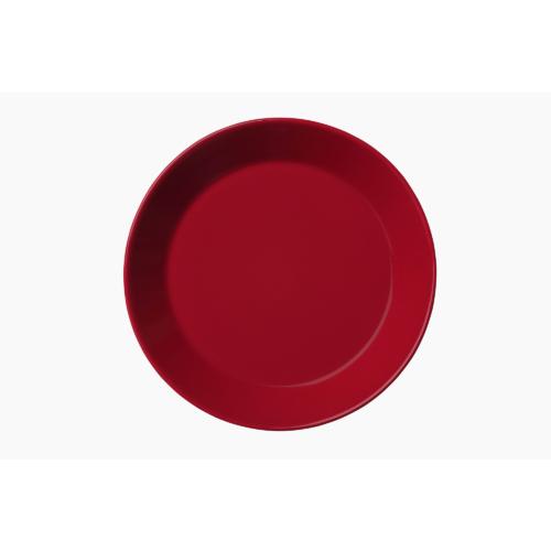 Iittala Teema taldrik 17cm punane