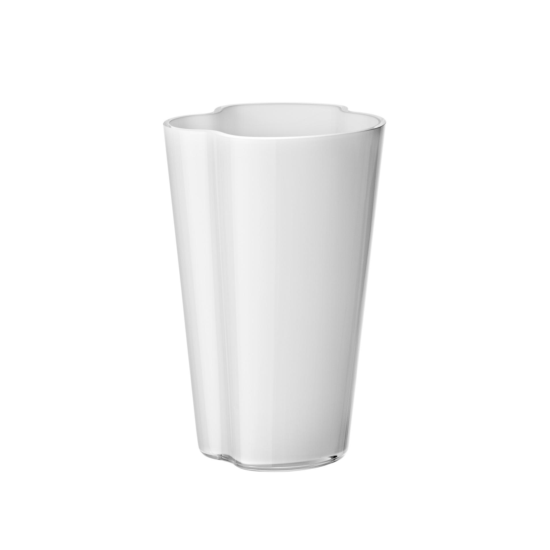 Aalto vaas 220mm valge