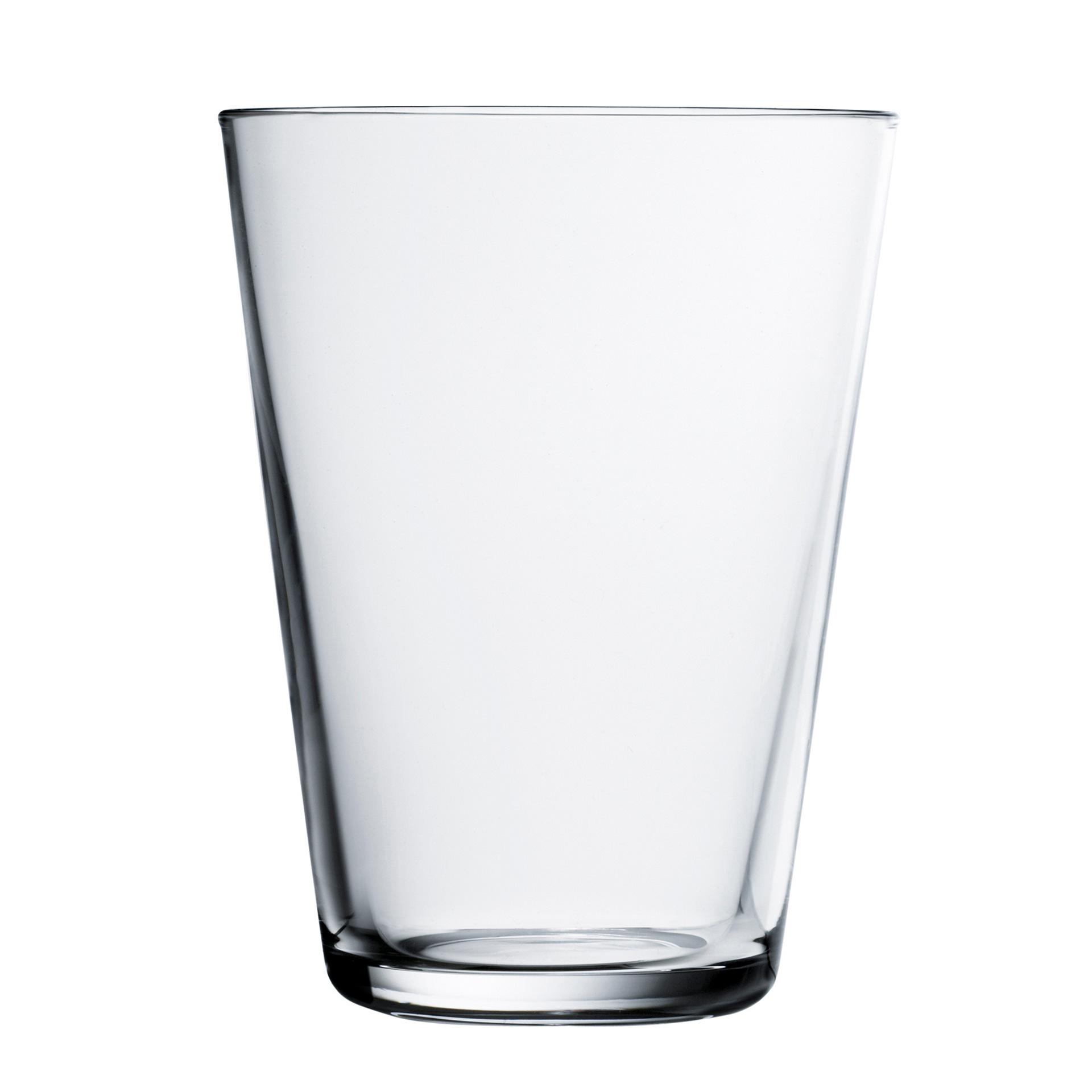 iittala Kartio joogiklaas 40cl kirgas 2 tk